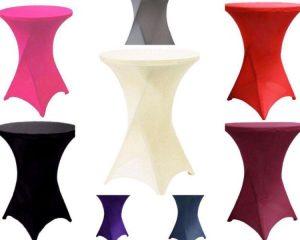 Eleganckie i funkcjonalne stoliki koktajlowe