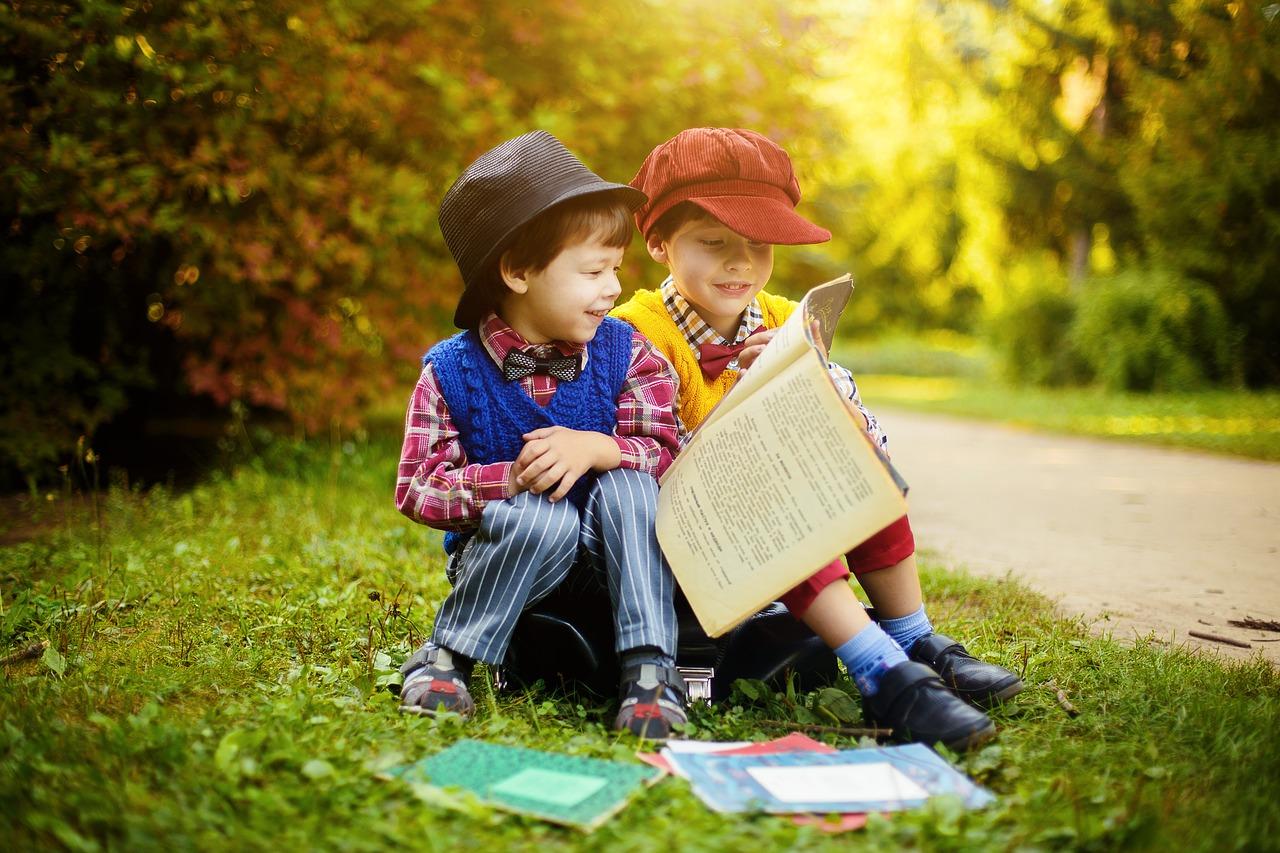 Jakie książki dla dzieci wybrać?