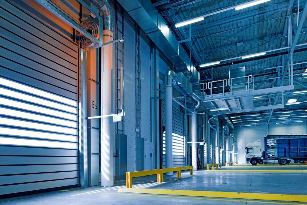 Nowoczesne hale przemysłowe
