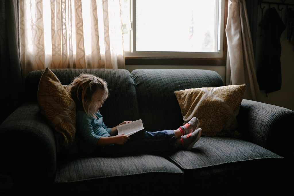 Czytanie sposobem na wakacje